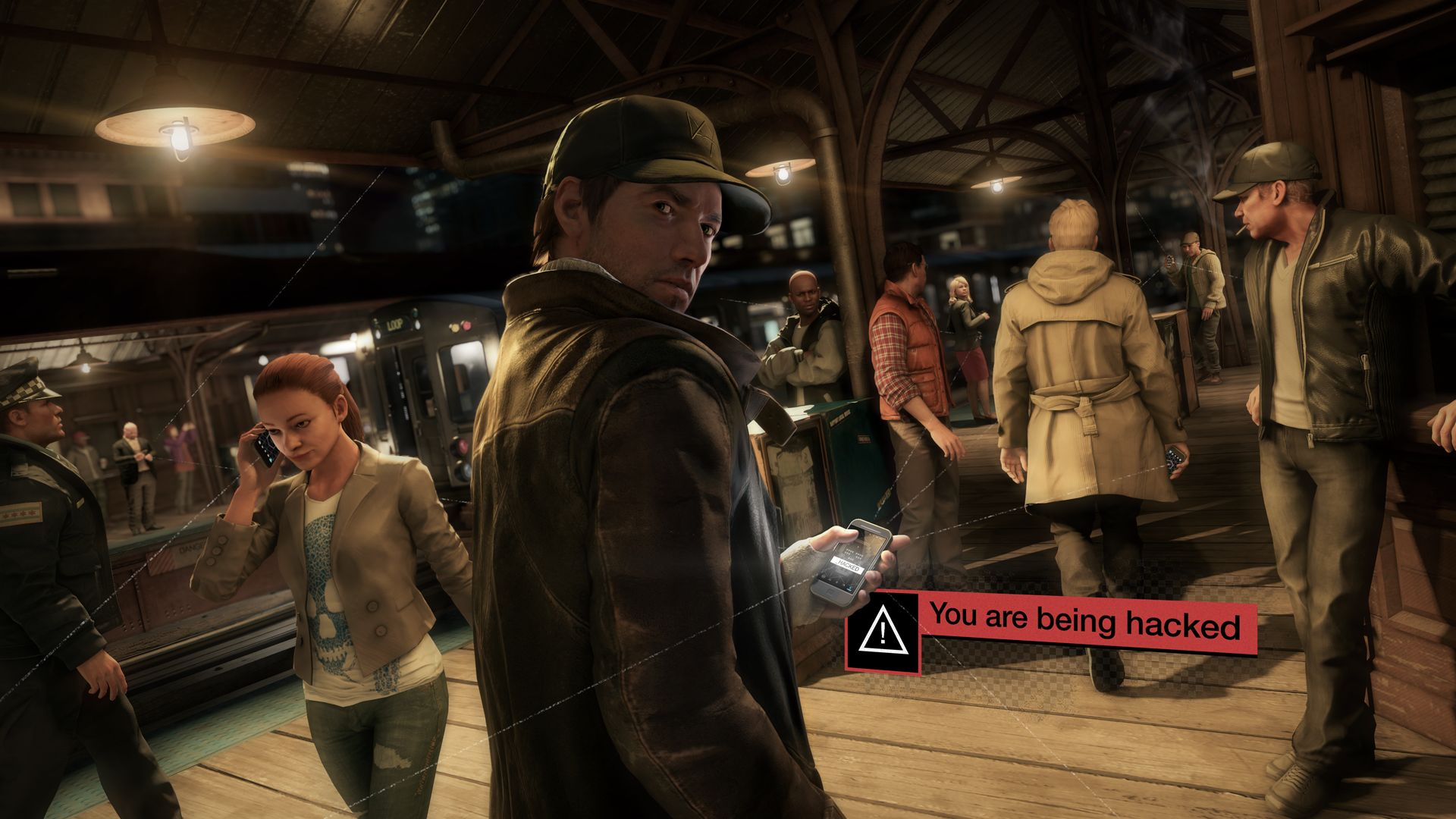 Watch Dogs bullshots