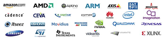 OpenVX Companies