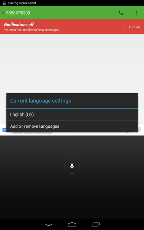 How to Enable Multi-language Voice Typing on Android