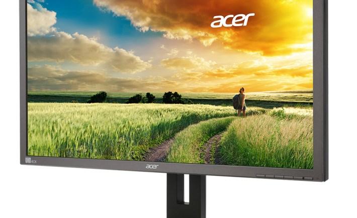 Acer B286HK 4K Monitor