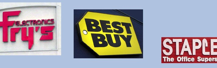 Best Buy Electronics Retailer