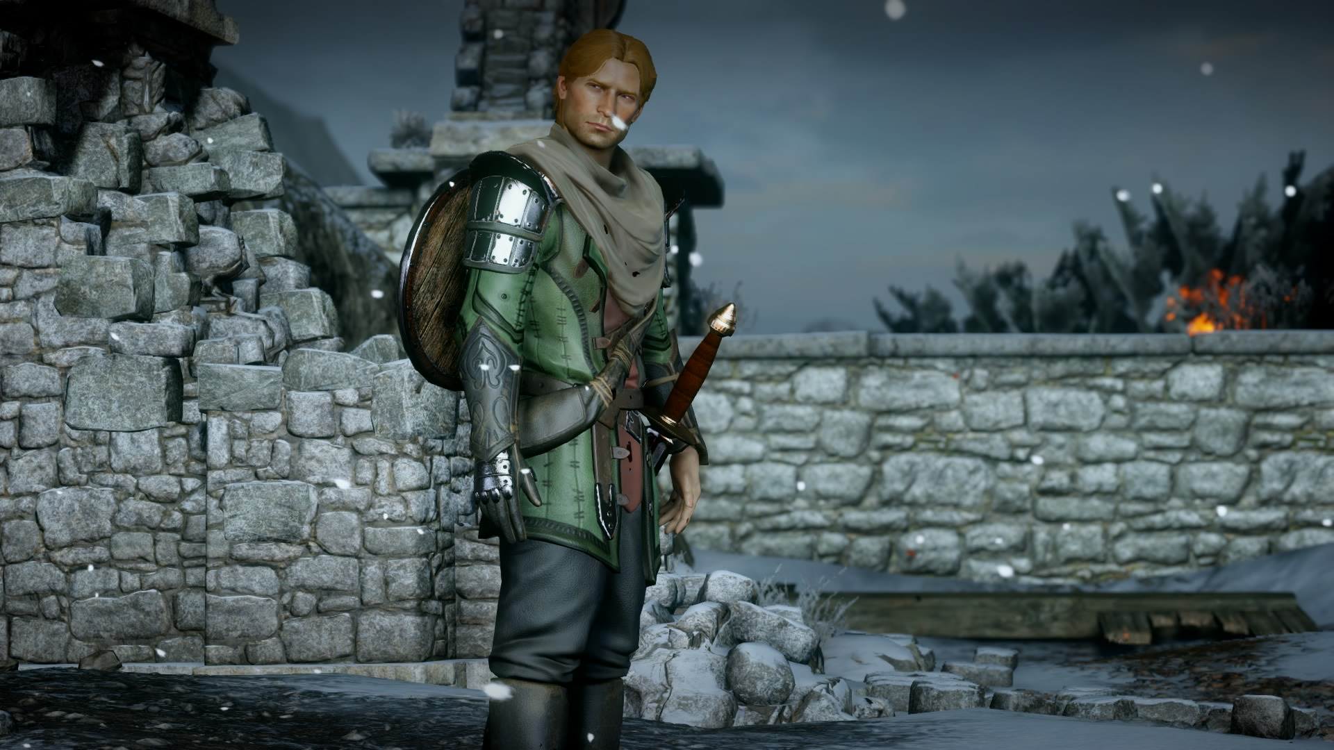 Jaime Lannister Dragon Age 2