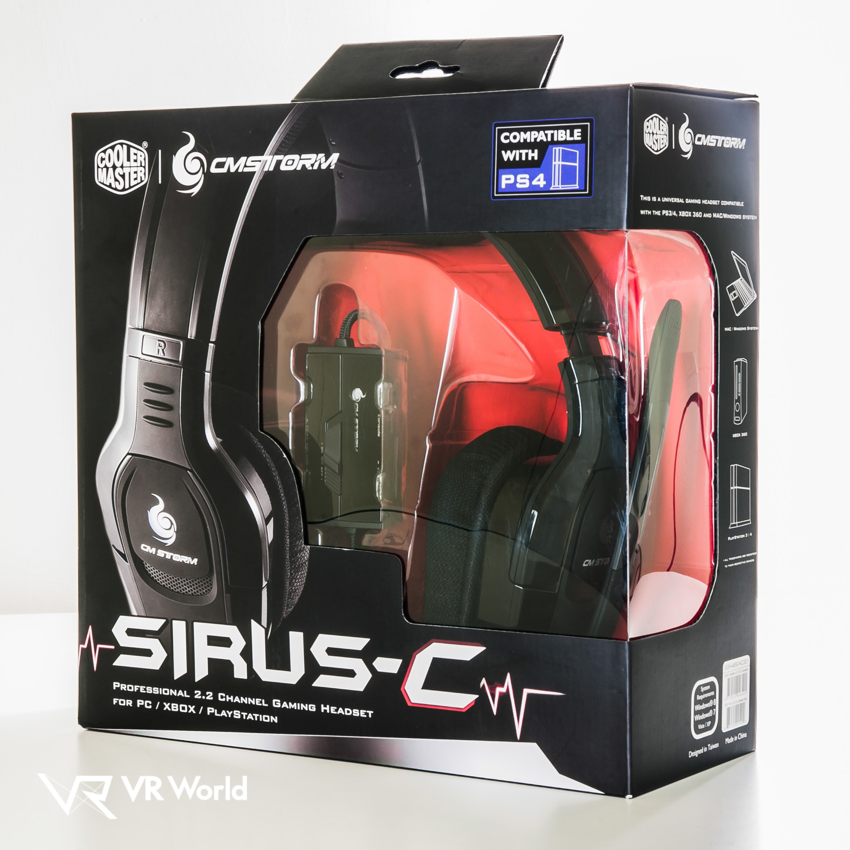sirus headset drivers windows 10
