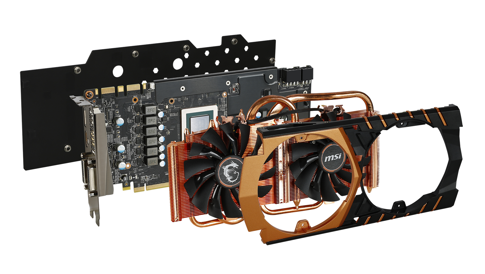 MSI Announces The GTX 970 Gaming 4G Golden Edition
