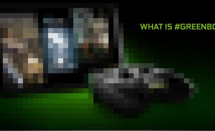 Nvidia GreenBox teaser
