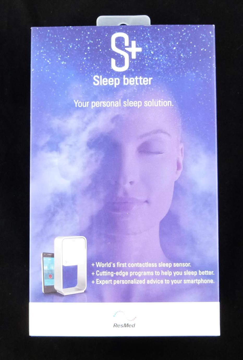 ResMed S+: High Tech Help for Good Night's Sleep - Page 2 of