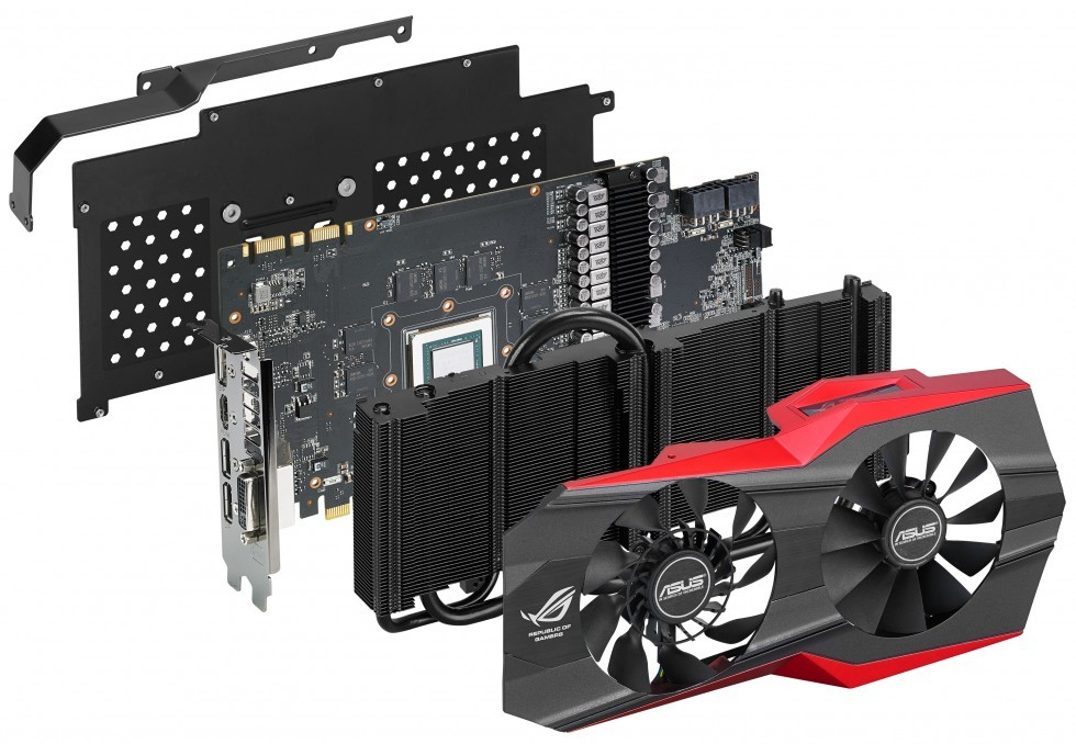 Asus Introduces The GTX 980 ROG Matrix Platinum