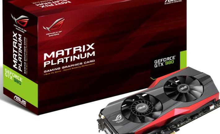 Asus GTX 980 ROG Matrix Platinum - 2