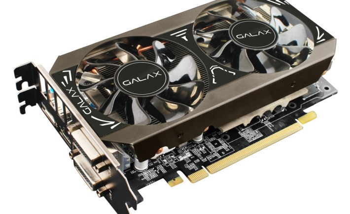 Galax GTX 970 Black Edtion - 1