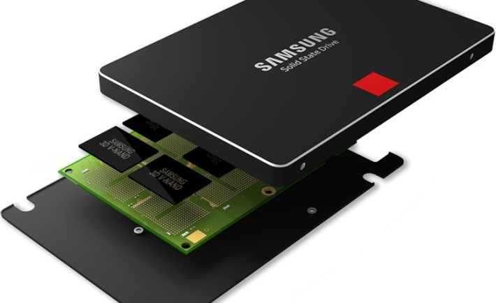 Samsung Evo 850 series