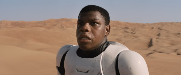 Star Wars: The Force Awakens -1