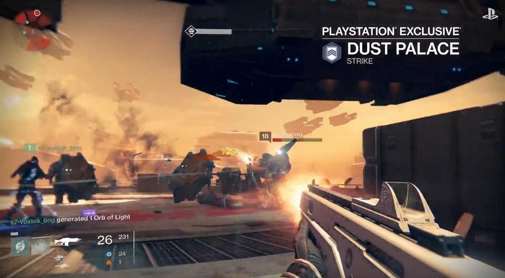 Destiny the Dust Palace