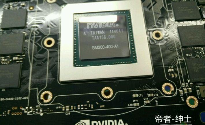 First PCB Shots of Nvidia's Maxwell-Based GTX Titan-X Emerge - VR World