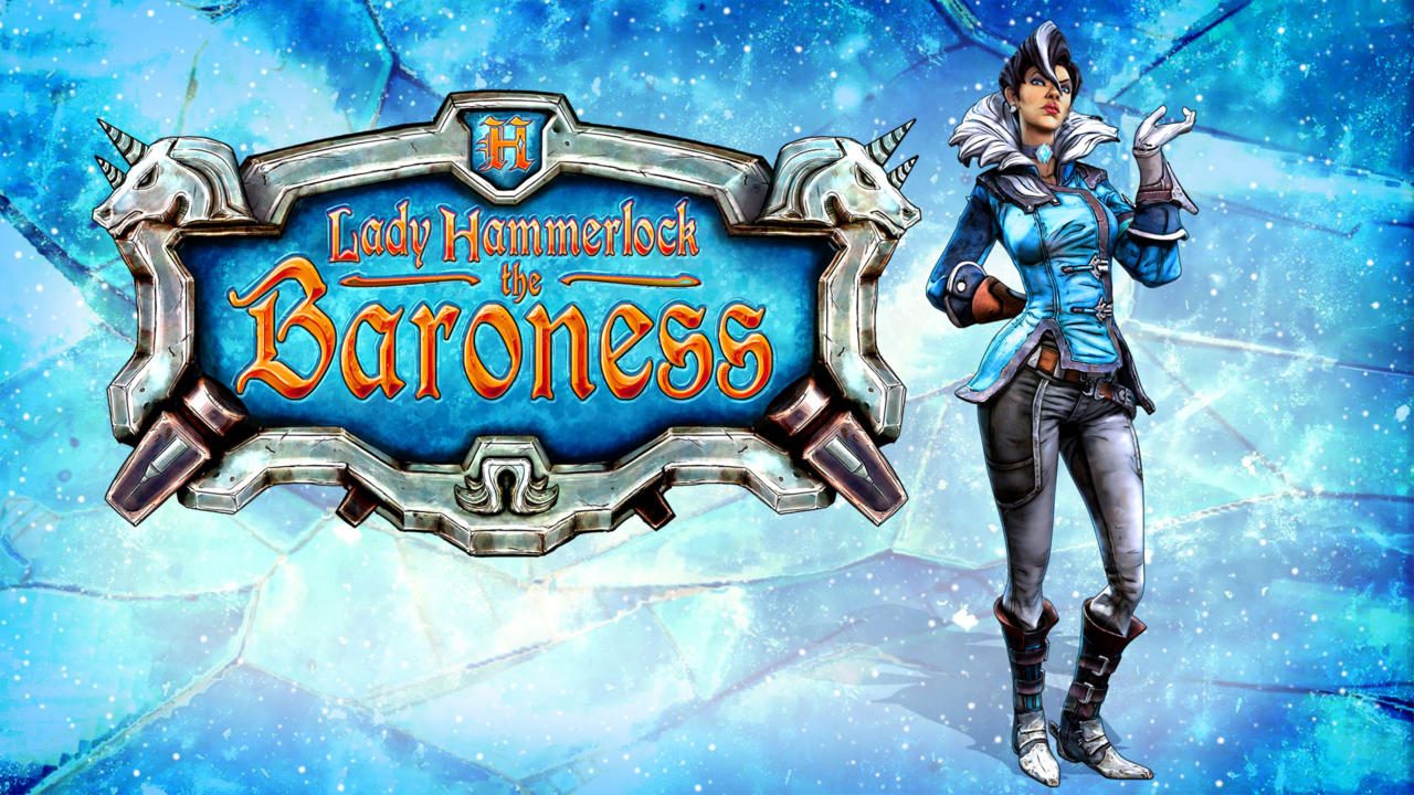 Lady Hammerlock stars in the new DLC for Borderlands: the Pre-Sequel, bringing a slew of sniper-oriented skills and abilities.