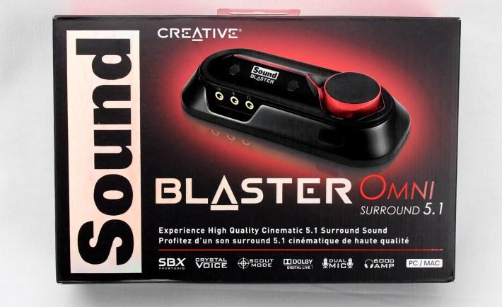 Sound Blaster Omni 5.1 - VRW
