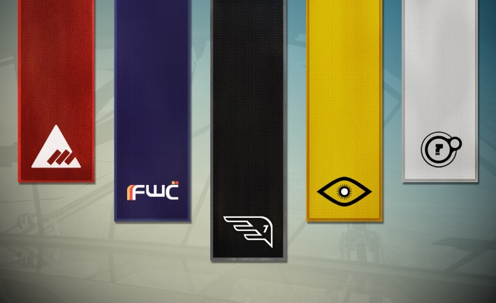 Destiny  Factions