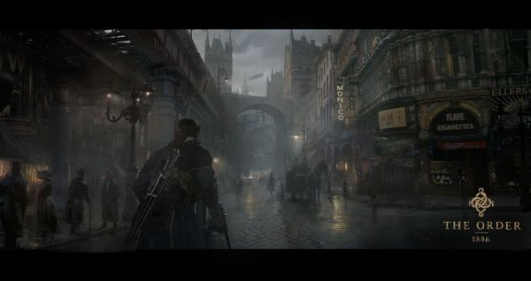 The Order 1886 Screen