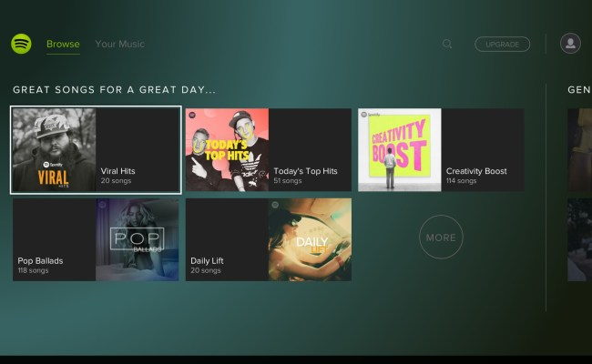 Spotify Ps4 And Ps3 App Launches Today Is Timed Exclusive