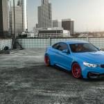 Vorsteiner BMW GTRS4 Widebody
