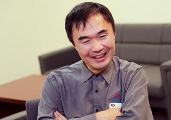 Professor Satoshi Matsuoka