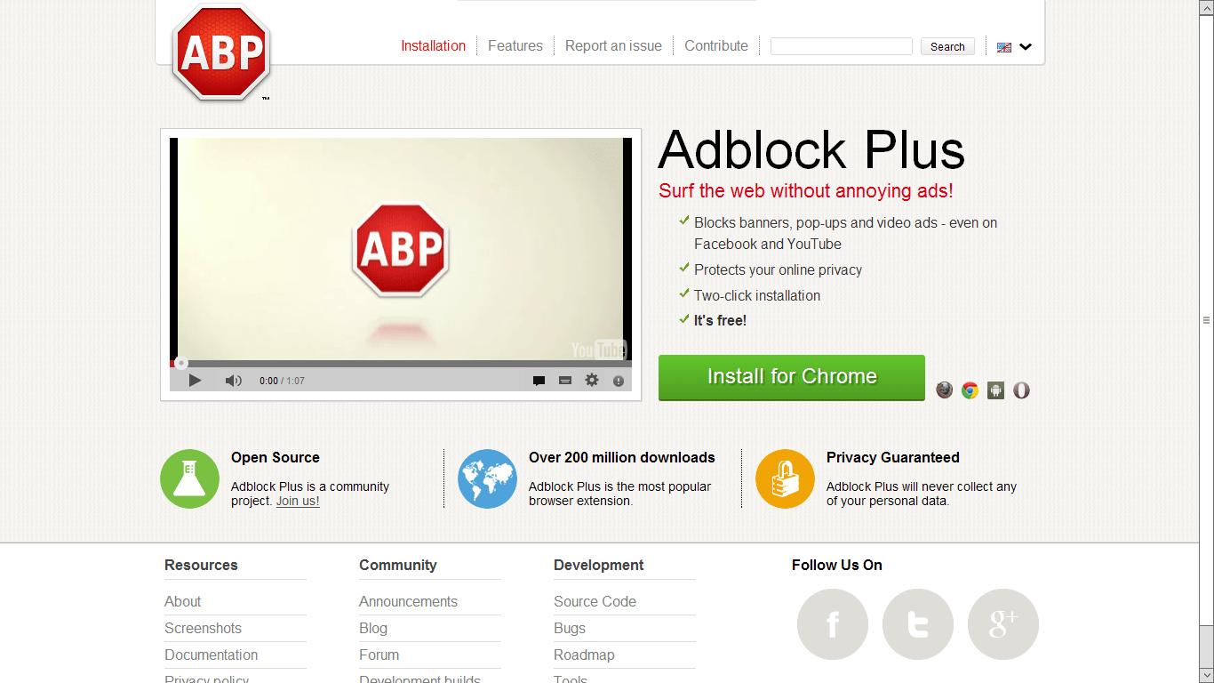 Image result for adblock plus