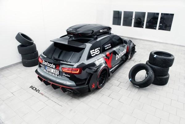 Audi RS6 By Jon Olsson Photoshoot 1