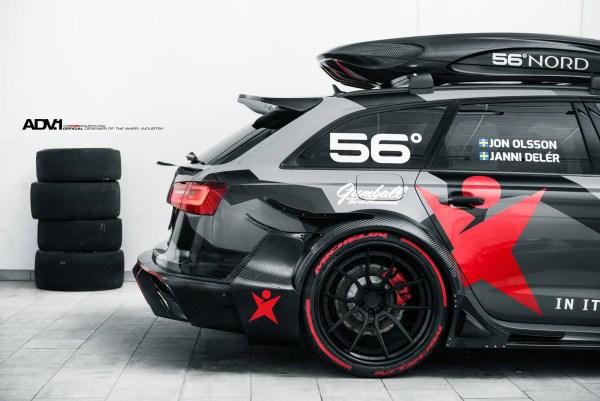 Audi RS6 By Jon Olsson Photoshoot 5
