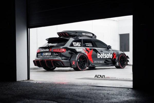 Audi RS6 By Jon Olsson Photoshoot 7