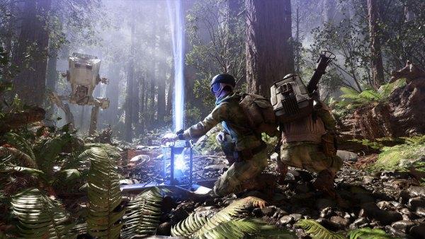 Battlefront Endor Rebels