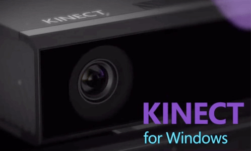 Kinect for Windows sensor final