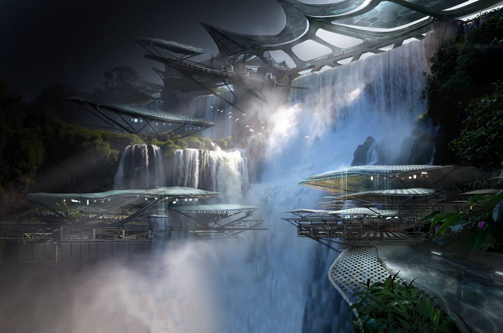 Mass Effect 4 Concept Art 2