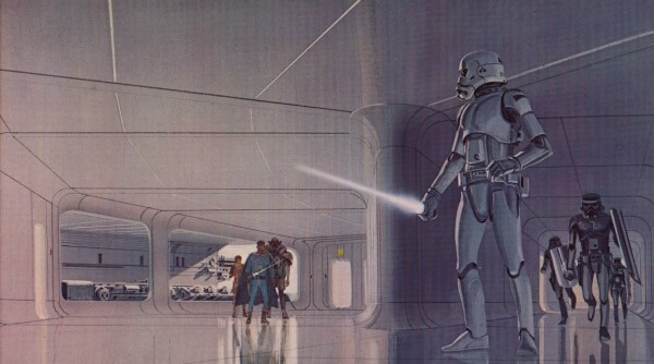 Star Wars Concept Art - Empire8