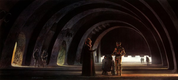 Star Wars Concept Art - Jedi2