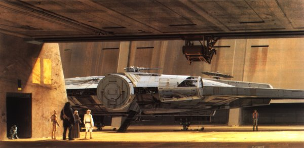Star Wars Concept Art - New Hope5