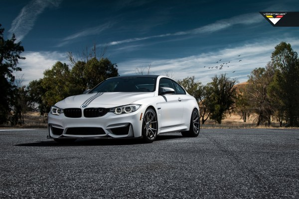 Vorsteiner BMW M4 Featuring V-FF 103 Wheels