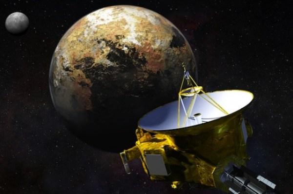 Pluto Horizons