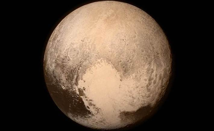 Pluto NASA New Horizons