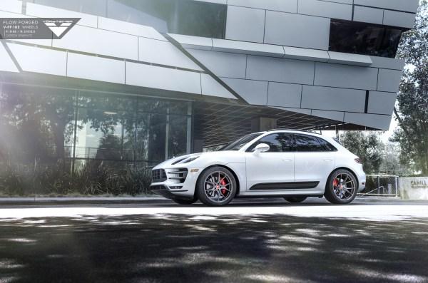 Vorsteiner Flow Forged V-FF 103 Wheels for the Porsche Macan 1