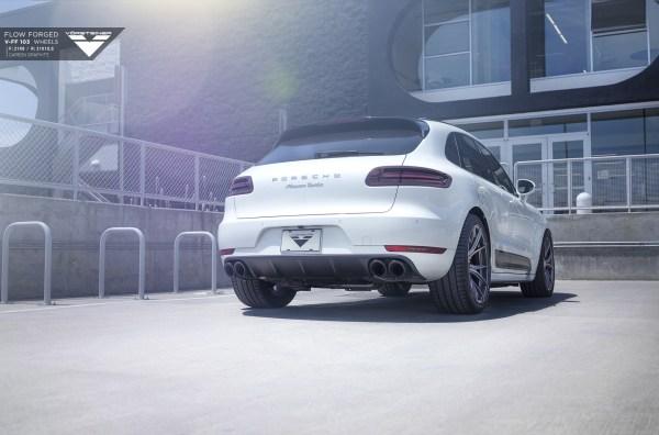 Vorsteiner Flow Forged V-FF 103 Wheels for the Porsche Macan 4