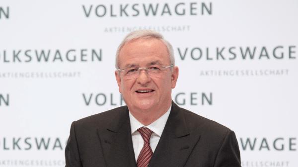 Martin Winterkorn, CEO of Volkswagen AG, head company of Volkswagen Group.