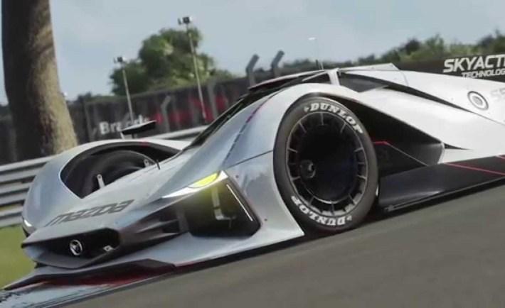 GT Sport Trailer