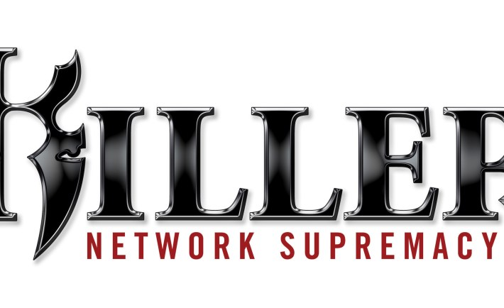 Killer Network Logo (PRNewsFoto/Rivet Networks)