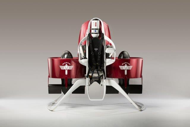 Martin Aircraft Personal Jetpack