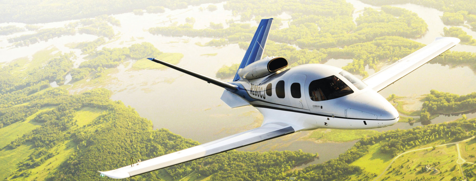 Cirrus Vision SF50 represents the next step for general aviation market, allowing numerous private pilots to gain experience and enjoy flying in the pressurized cabin.