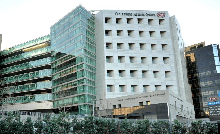 Cedars-Sinai Medical Center, Los Angeles, CA.