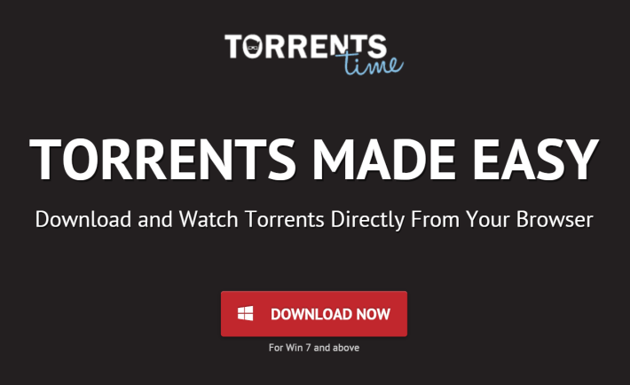 Torrents Time Streaming App