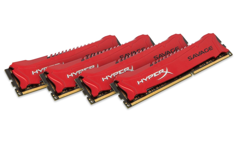 Kingston HyperX Savage DDR3-2400