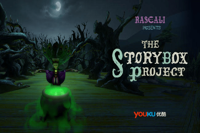 The Storybook Project in VR by Rascali