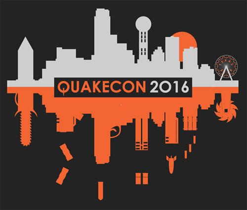 QuakeCon 2016 Logo