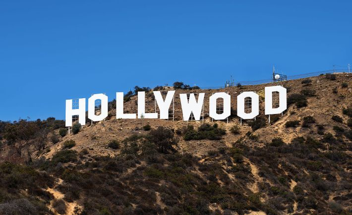 Hollywood Sign. Credit: By Thomas Wolf, www.foto-tw.de